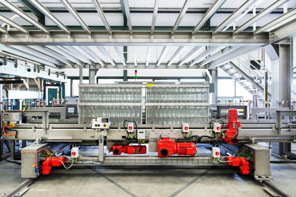 Lan Handling machineonderdelen